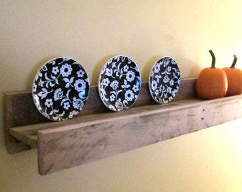 Shelves Two 36'' ECO  Friendly , Repurposed Wood Hand Crafted Shelve