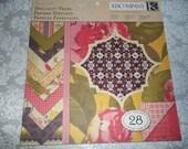 12x12 Handmade Lofty Nest Paper Pad by K&Company