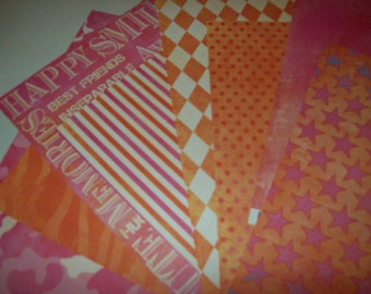 6x6 paper pack Freestyle by Teresa Collins 32 Sheets