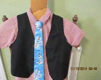 Olaf Frozen Necktie