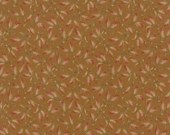 Hearts Content - Wheat in Candlelight by Laundry Basket Quilts for Moda Fabrics