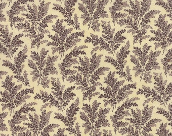 Atelier - Floral Foliage in Linen Mauve by 3 Sisters for Moda Fabrics