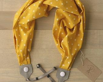 scarf camera strap x-cellent - BCSCS057