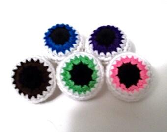 Catnip Toy Eyeballs