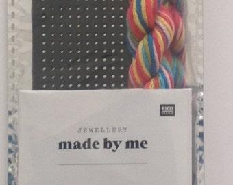 Cross stitch Bracelet kit