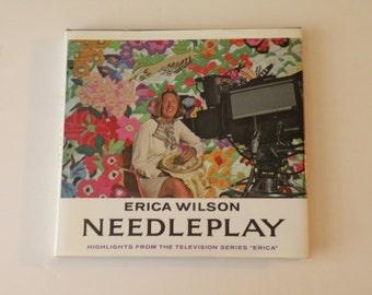 Needleplay by Erica Wilson. Hardcover.