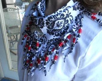 Bandanas, Neck Scarf, Classy, Wearable Art, Western Wear, ATGCele