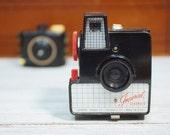Vintage snapshot camera