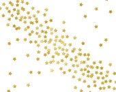 stars gold foil confetti digital paper border frame 12x12 inch background wedding invitation overlay png jpg clipart clip art
