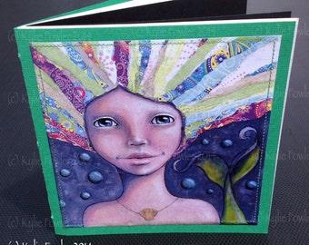 Art Journal #2 Notebook Ideas book travel journal 6x6
