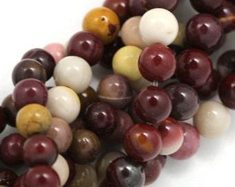 Mookaite Beads - 6mm Round