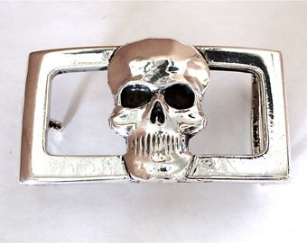 The LEX Skull Buckle