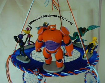 Dream catcher mobile , Big Hero 6