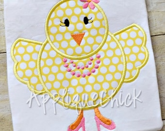 Hip Chick Applique
