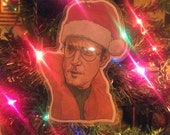 JAWS Chief Brody Christmas Ornament