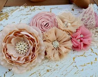 Petite Maternity Sash, Wedding Sash, Bridesmaid sash, Flower girl sash, Gender Neutral Maternity Sash, Baby Sash, Maternity photo, Baby Belt