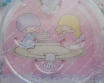 The Kiki & Lala Trinket Little Ball Game Pendant. From Japan