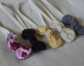Knot Bow Baby Headband - Heirloom