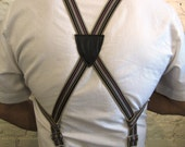 ROJAS harness suspender holster like strap shoulder suspenders elastic strapes holsters harnesses