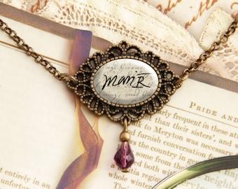 Maria Stuart - Signature Necklace
