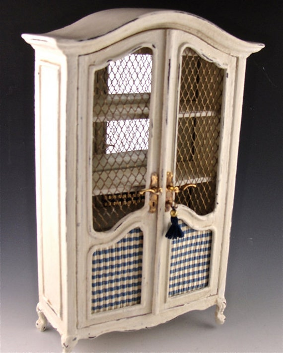 Dollhouse Armoire, The Sea Breeze
