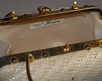 Vintage purse by Forsum, made in Italy