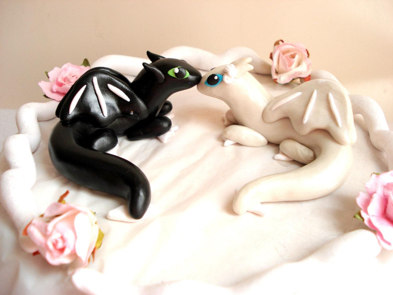 Cake Topper Wedding Geeky