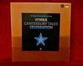 CRAZY CUPID SALE ZORBa...Canterbury TALEs...CELEBRATIOn - Original Broadway Cast Recordings - 1969 Vintage 3 lp Vinyl Record Box Set...Inclu