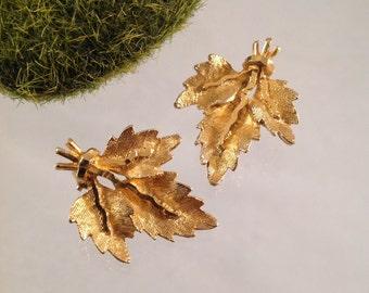 BSK Leaf Earrings