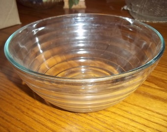 Park Avenue Crystal bowl in excellent condition