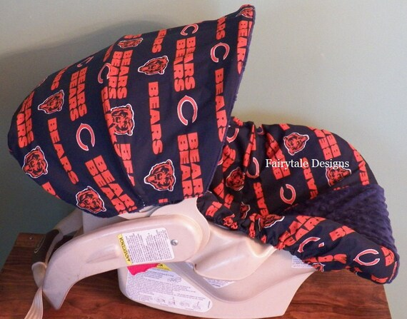 Chicago Bears Infant Car Seat Covers