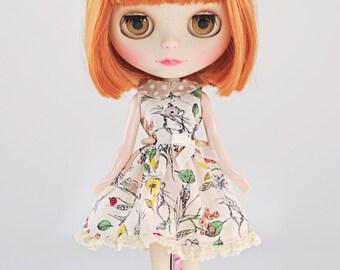 Blythe Fieldmouse Dress