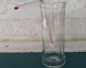 Swizzle Stick Glass Thermometer Cocktails You are HOT