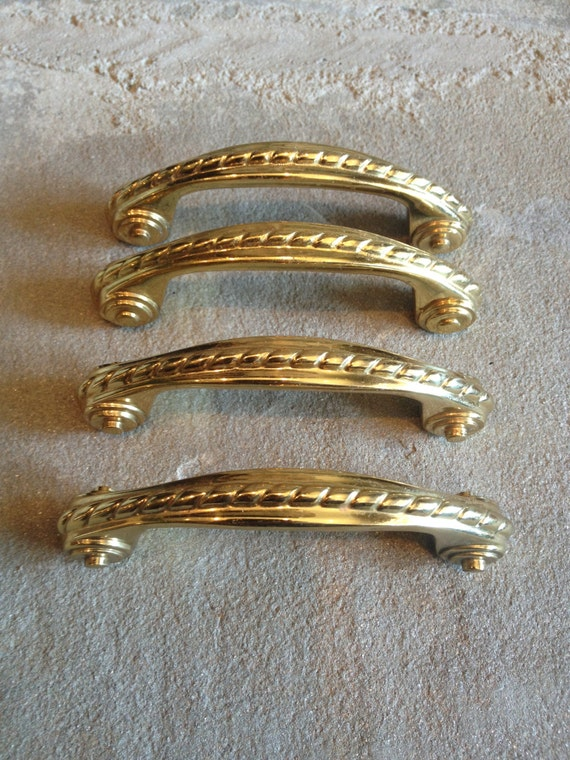 handle kitchen cabinets solid brass handle curved cabinet door drawer pull 3 1546