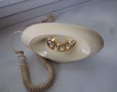 Vintage Genie Phone  Tabletop Retro Telephone