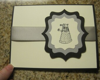 Dalek Card