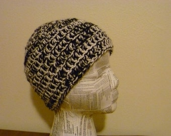 Thick Crochet Hat