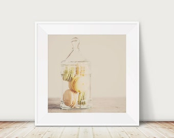 macaron photograph kitchen wall art food photography french decor macaron print still life photograph paris decor paris photograph