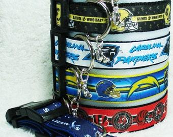 Football Dog Collars