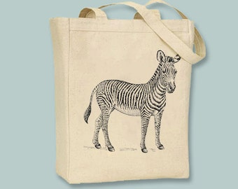 Vintage Zebra, Any Color Image Print -- Selection of sizes available