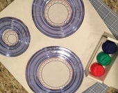Circle Cutting System w/Mat & Blades - Creative Memories - nearly new!
