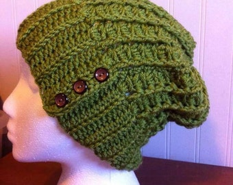 Mini Slouch Hat Made to Order any Color