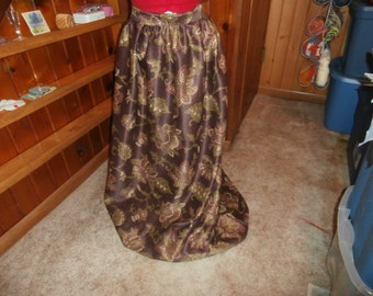 Ladies Civil War skirt