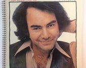 Neil Diamond Recycled Record Album Cover Book