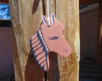 Christmas ornament Native American hand made