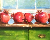 Oil Paintings • Original Art • Oil Painting • Daily Painter • Daily Painting • Pomegranates