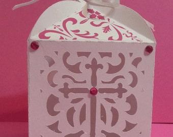 Cross Favor Box