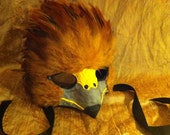 Little Golden Eagle - Child Size Specialty Custom Animal Masks