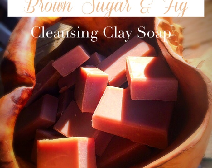 Brown Sugar & Fig Cleansing Soap