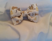 Harry Potter Hand Made Clip-On Bow Tie
